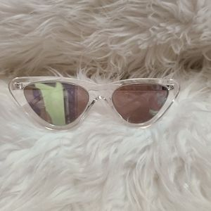 Trendy Cat Eye Fashion Sunglass
